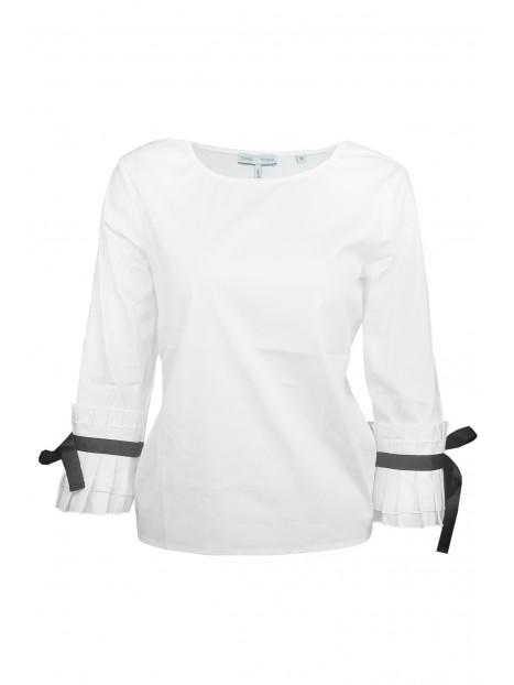 Bluse Zita white