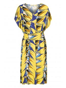 Kleid Kelsey Tropical Print